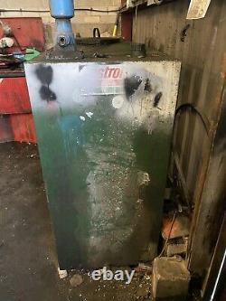 1,000 Litres Double Bunded Steel Waste Oil Storge Tank. Heavy Duty