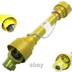 1 Pcs PTO Shaft Tractor Shaft Heavy Duty 80cm to 120cm 800 to 1200 mm