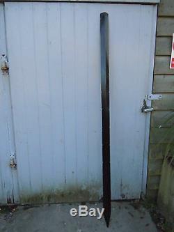 20 x metal fence posts angle iron 1.8m x 50mm x 50mm x 5mm heavy duty