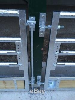20ft Sheep Feed Barrier Gate Hurdle Heavy Duty
