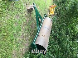 2 ton field /paddock roller
