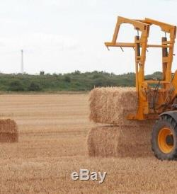3 Bale Grab Spike Heavy Duty Straw Hay