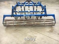 3 Meter Stubble CultivatorAuto Reset Tractor, Cultivator, Heavy Duty, Arable, 2014