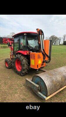 3 ton, kidd, field land roller 8ft Wide great roller in good working order