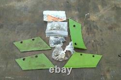 4F Plough For Sale Dowdeswell DP7C 3+ 1 Good working order + Spares