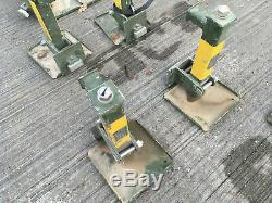 4 x Jack Legs For ISO Container / Box / Body Long Heavy Duty