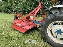 4ft heavy duty grass topper in very good working order