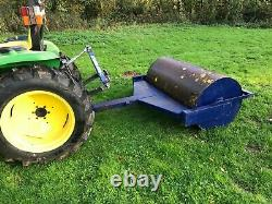 5 ft ROLLER 2 TONNE HEAVY DUTY COMPACT TRACTOR