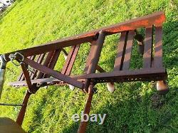 5 ft ridged cultivator good order used