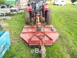 5ft Grass Topper by Danelander Heavy Duty PTO included