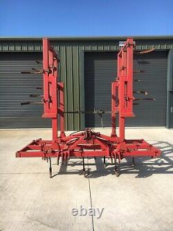 6 Meter Hydraulic HarrowsGreat ConditionTractor, Cultivator, Heavy Duty, Arable