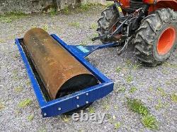 6ft Heavy Duty Ballast Field Roller by Oxdale Products Ltd
