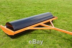 6ft Heavy Duty Ballast Field Roller by Rock Machinery