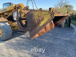 76 JCB Tele Handler Q Fit Tip Toe Grain Heavy Duty Bucket