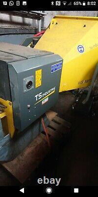 7 inch TS Pto wood chipper