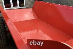 8 Ton Dump Trailer Mckee Tipping Trailer Muck Trailer £5450 + Vat