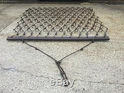 9' Chain Harrow Drag Type 9ft x 9ft NO VAT Very Good Condition Available Today