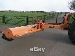 AGF220 Heavy Duty Flail Verge Mower
