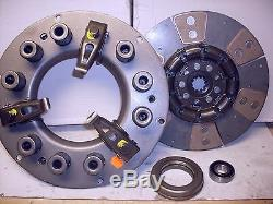 ALLIS D17 TRACTOR CLUTCH Kit with heavy duty 6 pad