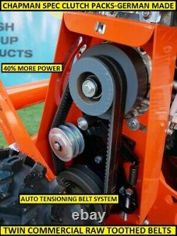 ATV Flail MowerQuad Flail MowerATV Quad Flail MowerHonda GXV630cc/21HP engine
