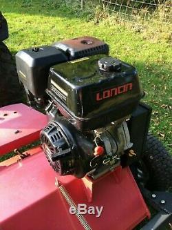 ATV towed Petrol Flail Mower Loncin ATV120