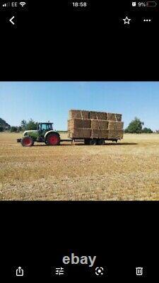 Agriculture farming bale trailer