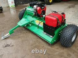 Alpha Easiflo velocity 2020 150cm ATV flail mower with 25hp V-Twin engine