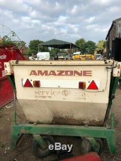 Amazone Flail Collector/Mower 1.8m Wide For Compact Tractors