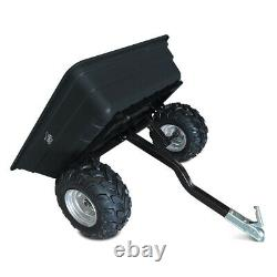 Apache Garden ATV Garden Trailer 2 wheel Off Road Garden Trailer heavy duty
