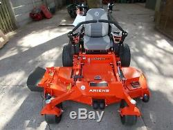 Ariens Zenith 60 Zero Turn V-Twin Heavy Duty Ride on Tractor Mower