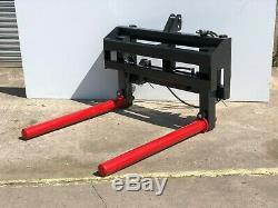 Arkmet Heavy Duty Bale Squeezer Grab Tine and Roller £795 + VAT