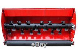 BORA214 Bora Heavy Duty Italian Flail Mower 2.14m Wide For Compact Tractors