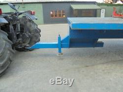 Bale trailer/heavy duty trailer/tractor trailer £1295 + VAT