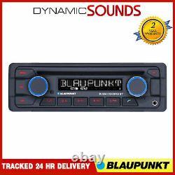Blaupunkt Heavy Duty 24 Volt CD USB Bluetooth DAB Radio Lorry Truck Bus Tractor