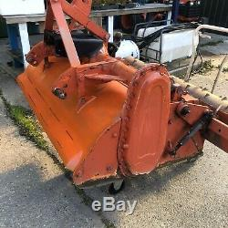 Blec 140 Stone Burier With PTO