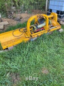 Bomford 2.4m/8ft Tractor Flail Mower Heavy Duty Topper