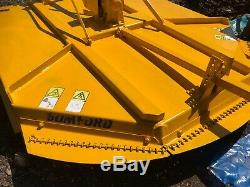 Bomford 6ft Topper -RS 18 Heavy Duty Topper Retirement Sale no VAT