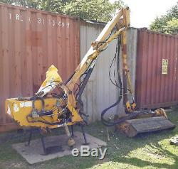 Bomford B577 Hedge Trimmer 3 Point Linkage