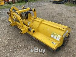 Bomford Turbo Pro 3M Flail Mower Heavy Duty Flail Mower/ Topper For Tractor +VAT