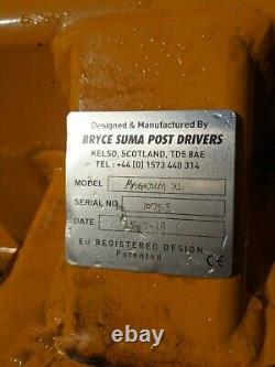 Bryce Suma Post Driver Knocker Protech Wrag