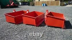 COPMACT TRACTOR TRANSPORT BOX, 3 POINT LINKAGE, HEAVY DUTY 3 size