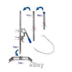 Calf Puller Jack Aid Fetal Extractor Heavy Duty Difficult Calving Handle