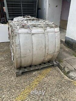 Carboard baler compactor