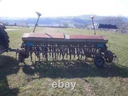 Carrier 4m tine cultivator seed drill, fiona, nordsten, juko, weaving, claydon