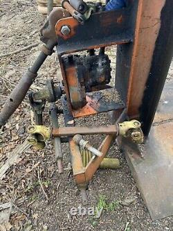 Cheif Tractor Mounted Heavy Duty Log Splitter