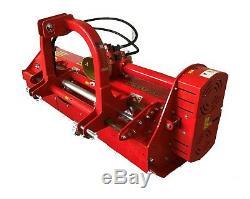 Del Morino Heavy Duty Flail Mower Mulcher Tractor Mounted from £2495 + VAT