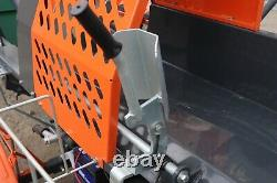 Dominator VR12T firewood processor 12ton log splitter stihl chainsaw & conveyor