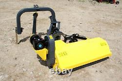 Flail Mower Prestigo PRO-L Heavy Duty For ANY size Tractors