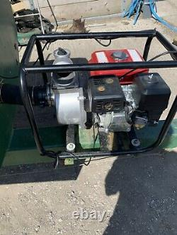 Fraser towable water bowser 2500 Litres