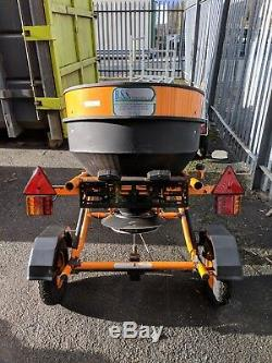 Fuji Heavy Duty Salt Spreader (BSS International Ltd) Gritter
